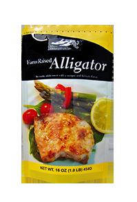 Alligator-Meat