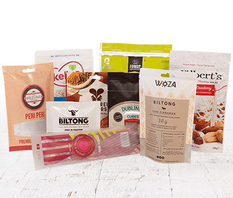 Healthy snack food packaging offerings