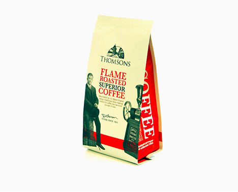 flame roasted coffee