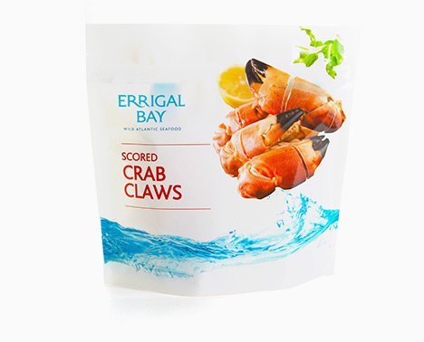grab claw seafood storage