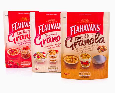 Flahavans Granola