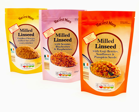 linseed traditional packaging
