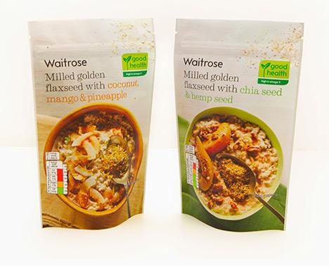 Packaging for waitrose