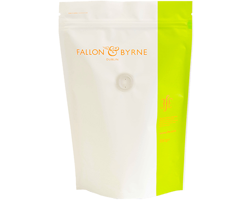 modern pouch design for coffee beans