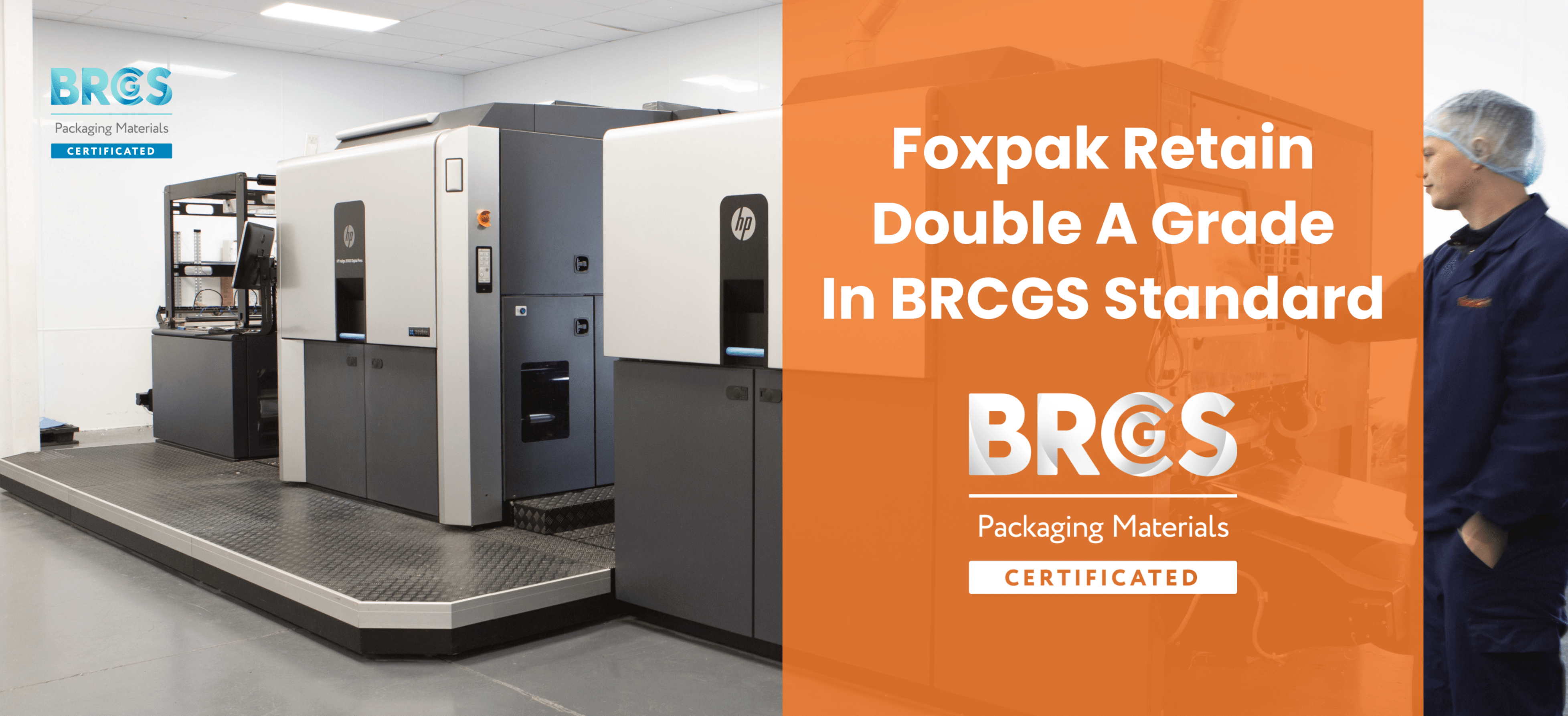 Blog Post Feature - Foxpak Retain BRC grade AA