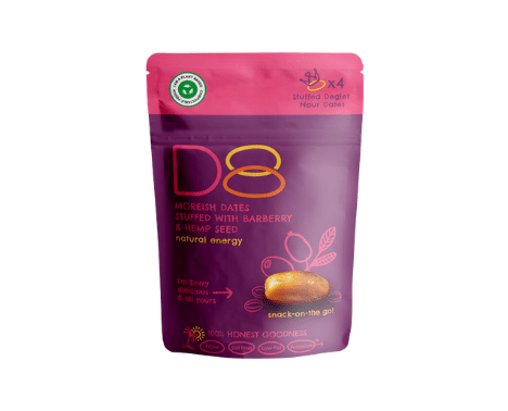 Compostable snack Pouch