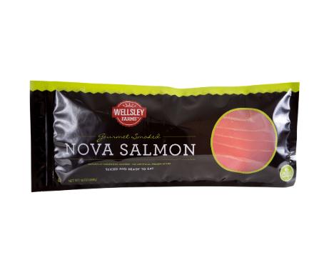 Nova Smoked Salmon Bag