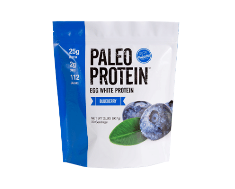Paleo Protein Stand Up Pouch