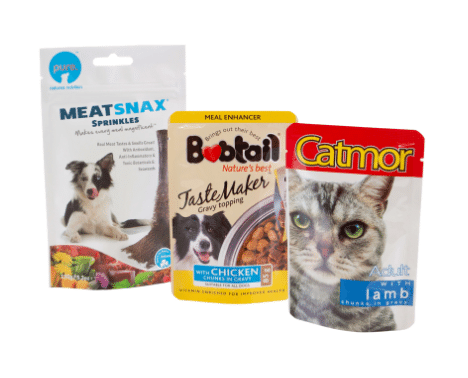 Retort Pet Food Pouches