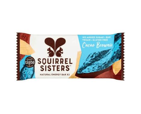 Squirrel Sisters Flow Wrap Bar