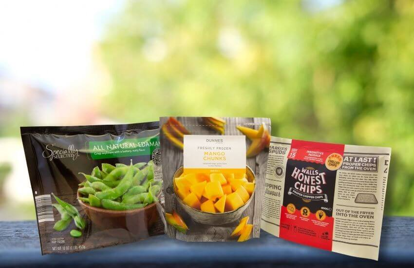 Frozen Food Packaging Blog Post Body Image 1