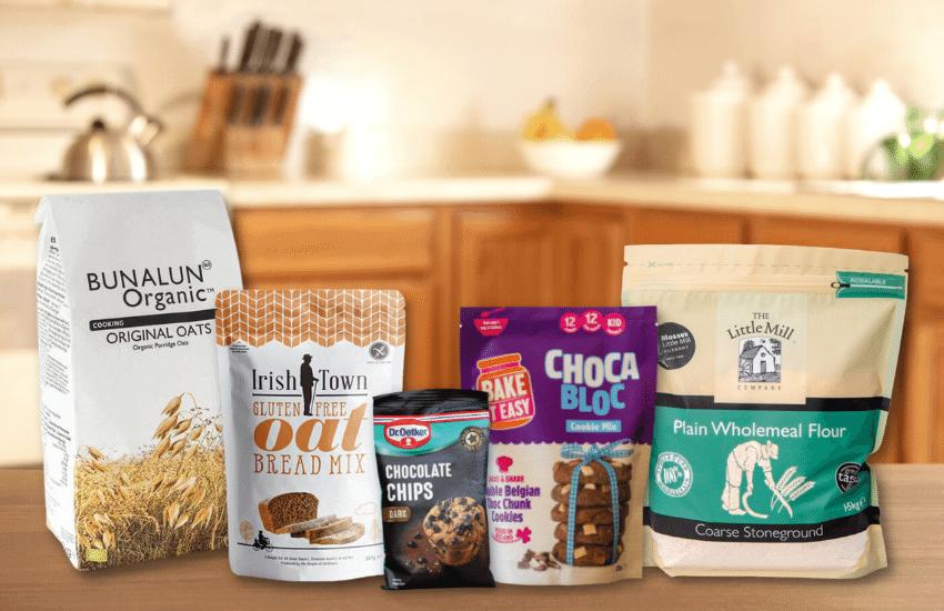 Blog Post Body Image Baking Mix Packaging
