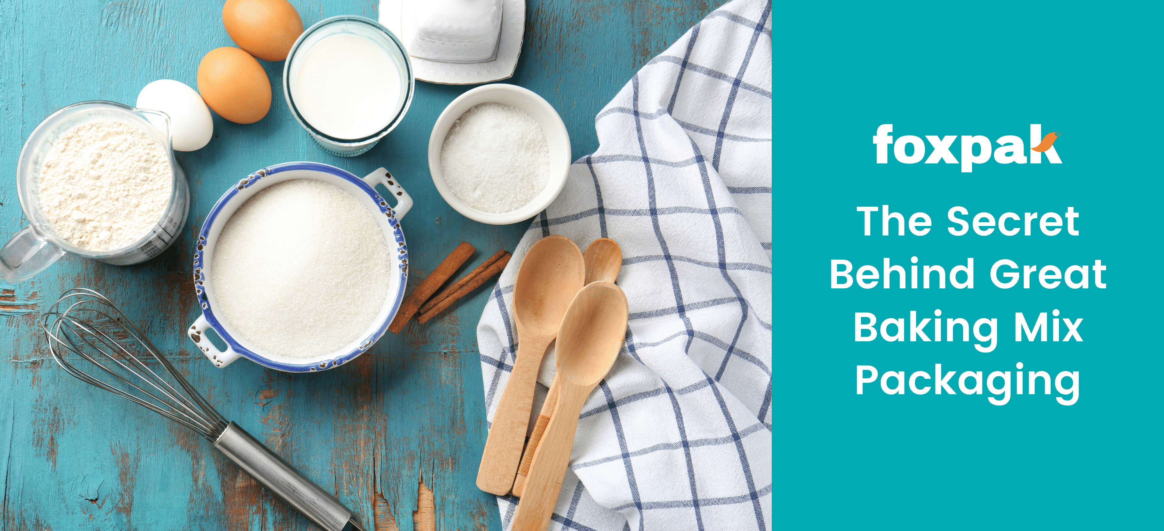 Blog Post Feature Image - Baking Mix Packaging