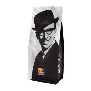flat bottom bag coffee packaging