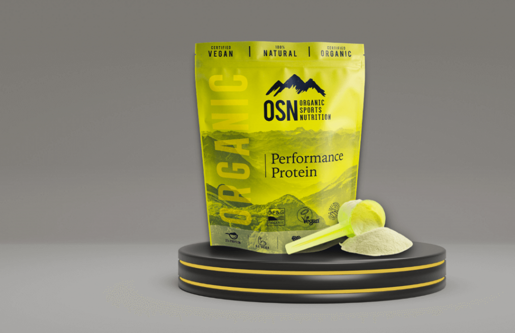 sports nutrition protein pouch