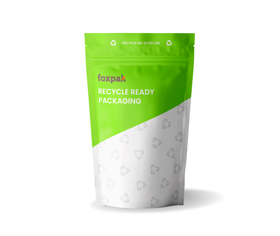 Recyclable Stand Up Pouch