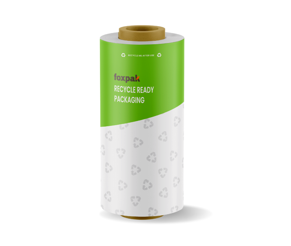 Recyclable Roll Stock Film