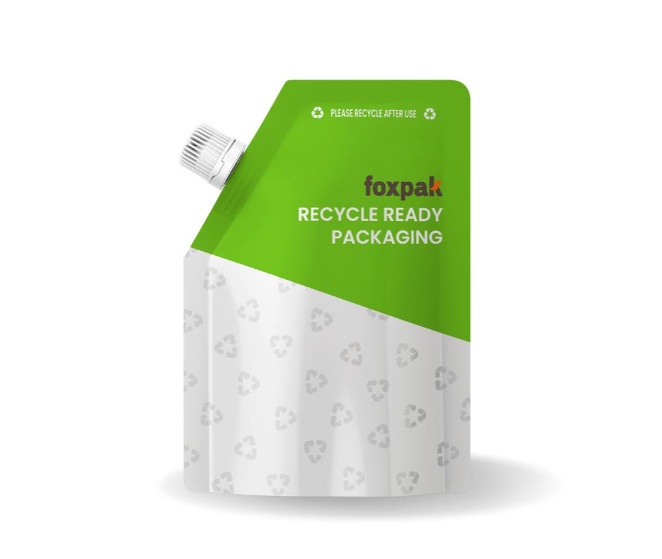 Recyclable Spout Pouch